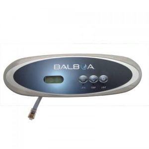 Balboa Mini Oval LCD 3 BUTTON