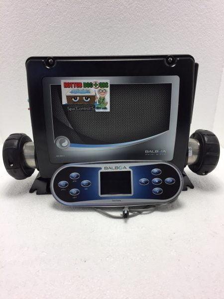 Balboa hottub control system