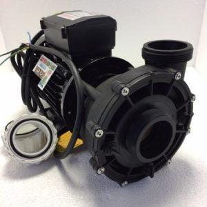 lx two speed pump