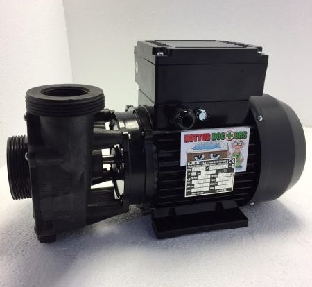 waterway 48 frame hot tub pump